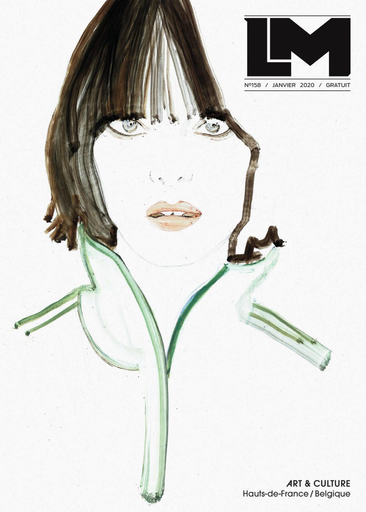 couverture LM magazine janvier 2020